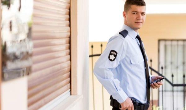 Segurança Porteiro